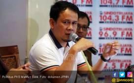 Ustaz Mahfuz Curigai Prabowo Tak Percaya PKS Lagi - JPNN.COM