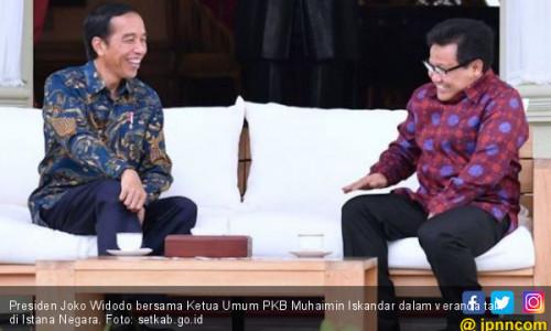 Cak Imin Yakin Banget Didukung Nahdiyin demi Dampingi Jokowi