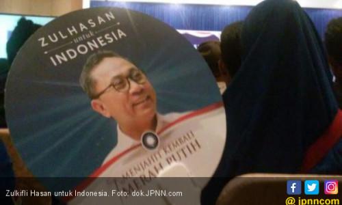 Pilpres 2019: Zulkifli Hasan - Gatot Nurmantyo, Serius nih?