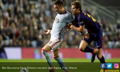 La Liga: Barcelona Tertahan di Markas Celta Vigo