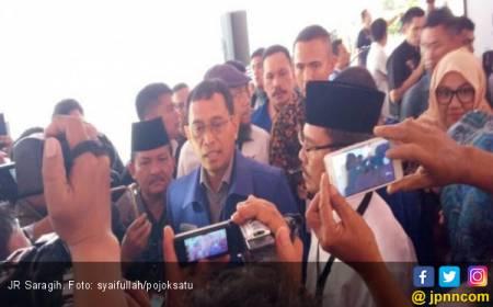 Kasus JR Saragih Akhirnya Dilimpahkan ke Pusat