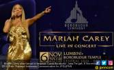 Konser di Candi Borobudur, Mariah Carey Akan Bawa 25 Musisi - JPNN.COM
