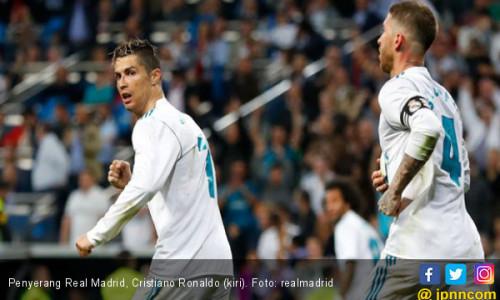 Gol Telat Cristiano Ronaldo Selamatkan Real Madrid