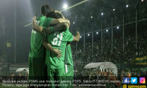 Harga Tiket Laga PSMS Medan vs Perseru Turun, Ini Rinciannya