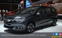 Telat Disegarkan, Honda Mobilio Sangat Terpukul Sepanjang 2018 - JPNN.COM