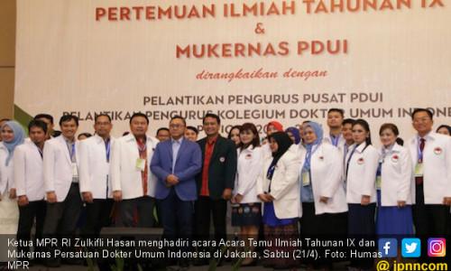 Zulhasan Diangkat Sebagai Anggota Dewan Kehormatan PDUI