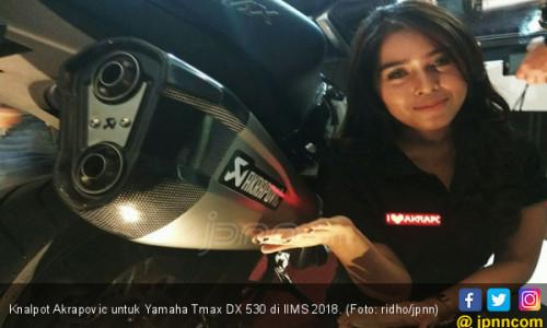 Bayar Rp 18,2 Juta, Yamaha Tmax Kian Agresif