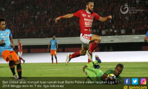 Jangan Lewatkan, Siaran Langsung Liga 1 2018 Minggu 22 April