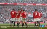 Dramatis, Manchester United Tembus Final Piala FA - JPNN.COM