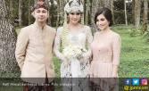 Raffi Ahmad Lega Syahnaz Sadiqah Telah Menikah - JPNN.COM