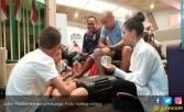 Resmi Berkarir di Indonesia, Faubert Boyong Keluarga - JPNN.COM