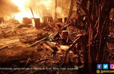 Kapolda Pastikan Usut Kebakaran Sumur Minyak di Aceh Timur - JPNN.com