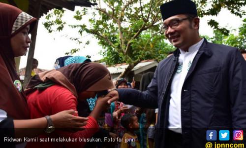 Gelar Open House, Kang Emil: Jangan Habis Ramadan Berantem