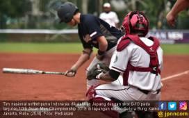 Digunduli Jepang, Timnas Sofbol Indonesia Harus Sapu Bersih - JPNN.COM