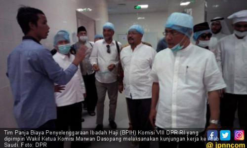 Petuah Komisi VIII untuk Perusahaan Katering Haji di Madinah