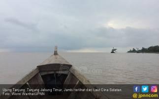 Mandi Air Masin, Ritual Lawas Orang Laut - JPNN.COM
