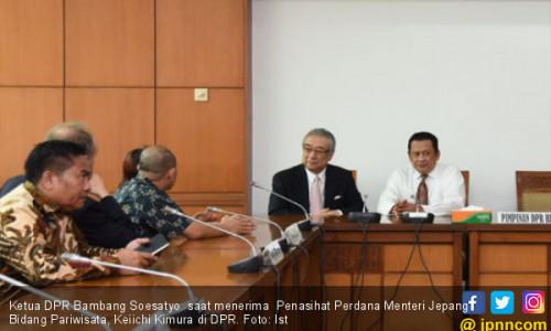 Hubungan Diplomasi Indonesia - Jepang Sudah 60 Tahun