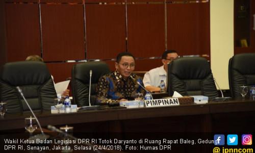 DPR Dorong Penguatan BUMN Melalui Revisi UU