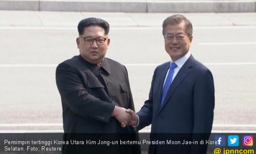 Presiden Korsel Bocorkan Rencana Amerika ke Kim Jong Un