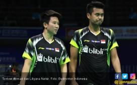 Pukul Jago Tuan Rumah, Owi / Butet Tembus Semifinal - JPNN.COM