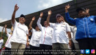 Hadiri Kampanye Asyik, Sohibul PKS Suarakan Ganti Presiden