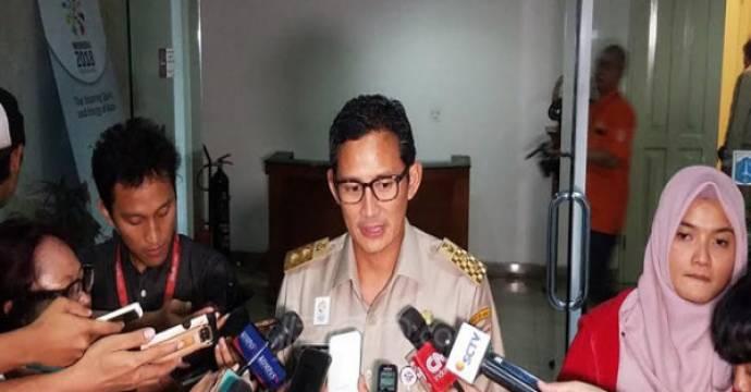 Wakil Gubernur DKI Jakarta Sandiaga Uno. Foto Fathan Sinaga/jpnn.com