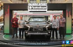 Pajero Sport Edisi Khusus dan Triton Athlete Goyang Bandung - JPNN.com