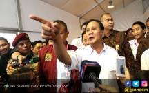 Prabowo Galang Donasi, Gerindra Bantah Habis Modal - JPNN.COM