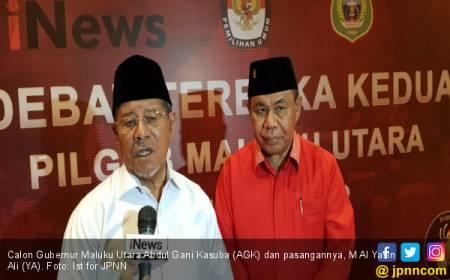 Lanjutkan, Ada 3 Kartu Sakti AGK-YA untuk Maluku Utara