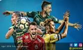 Jadwal Pertandingan dan Siaran Langsung Liga 1 2018 Pekan 10 - JPNN.COM