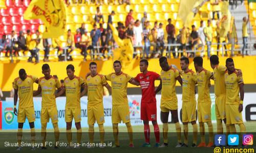 Main di Zona Netral, Sriwijaya FC Sedikit Diuntungkan