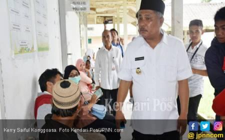 Survei Pilkada Konawe 2018: Petahana Tetap Idola