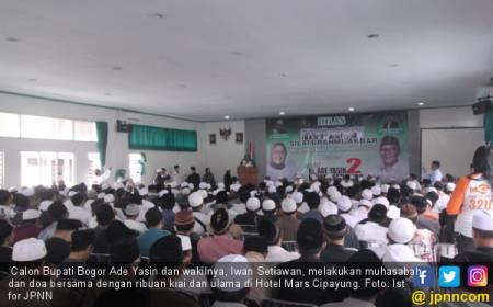 Muhasabah Pancakarsa Demi Kemenangan Ade Yasin - Iwan