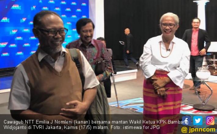 Berharta Rp 440 Juta, Mama Emi Bikin Takjub Eks Pimpinan KPK