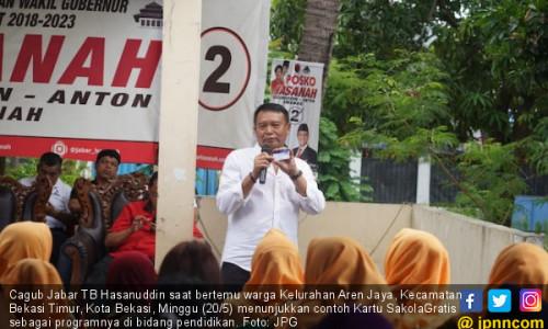 SakolaGratis Jadi Program Unggulan Kang Hasan untuk Jabar