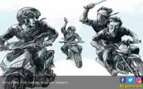 Polisi Kesulitan Ungkap Geng Motor Penyerang Tukang Sate - JPNN.COM