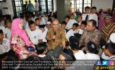 GarudaFood - BAZNAS Bagi 1.000 Paket Ramadan Bahagia - JPNN.COM