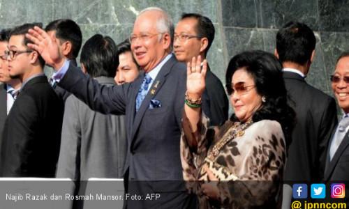 Usut Kasus Najib, Bos KPK Malaysia Dikirimi Surat Isi Peluru