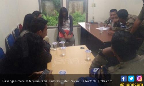 Warga Malaysia Tertangkap Ngamar Bareng Wanita Kalimantan