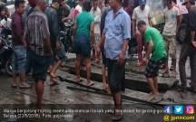Bocah Laki-laki Hilang Terseret Arus di Gorong-gorong - JPNN.COM