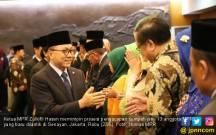 Zulkifli Hasan: Anggota MPR Harus Jaga Tegaknya Empat Pilar - JPNN.COM