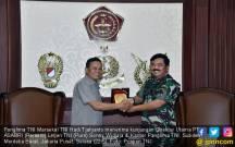 Panglima TNI Terima Direktur Utama PT. ASABRI - JPNN.COM