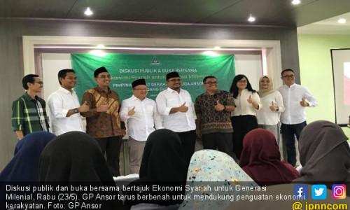 Koperasi GP Ansor Maksimalkan Teknologi Informasi