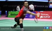 Jonatan Christie Bawa Indonesia Unggul 2-1 Atas Malaysia - JPNN.COM