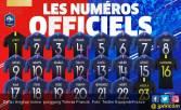 Piala Dunia 2018: Bomber Muda Prancis Dapat Nomor Tersakral - JPNN.COM