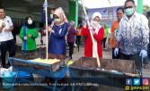 BPOM Palembang Kubur Belasan Ribu Potong Tahu Berformalin - JPNN.COM