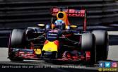 Pertarungan Ricciardo Kunci Pole F1 Monaco Tanpa Rekan Setim - JPNN.COM