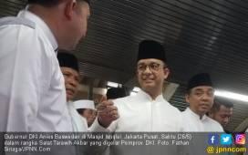 Anies Diminta Tetapkan 22 Ramadan Hari Kemerdekaan Jakarta - JPNN.COM