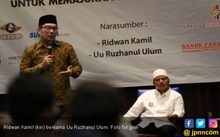Jiwa Kesatria, PKS Akui Kemenangan Ridwan-Uu Ruzhanul