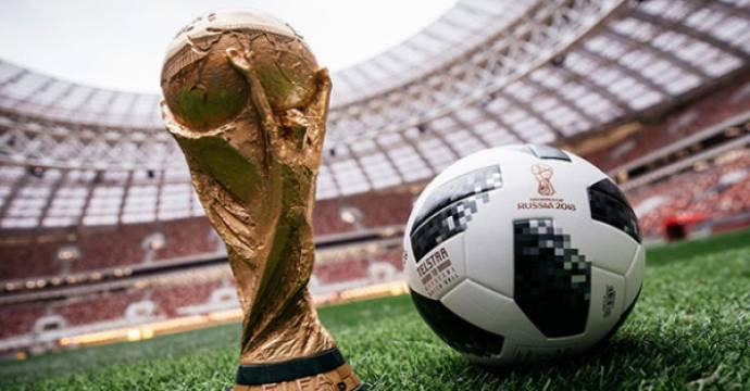 Piala Dunia 2018. Foto: AFP